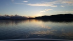 87a-sunset from ferry